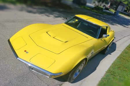 1970 T-top Coupe picture #1
