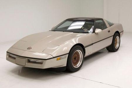 1986 Corvette Coupe picture #1
