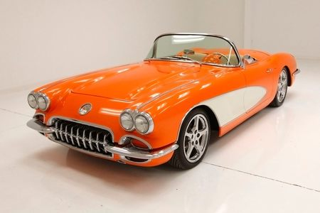 1958 Corvette Roadster Roadster picture #1