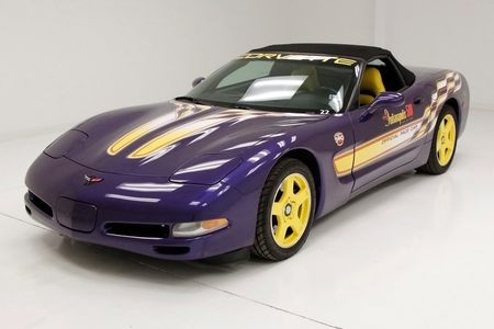1998 Corvette Convertible Convertible picture #1