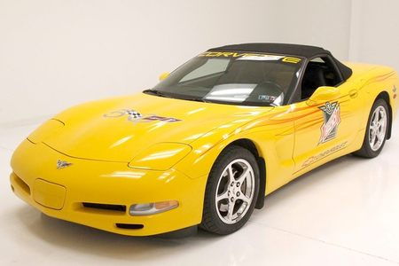 2003 Corvette Convertible Convertible picture #1
