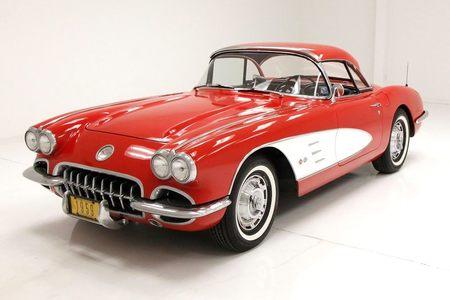 1959 Corvette Roadster Roadster picture #1