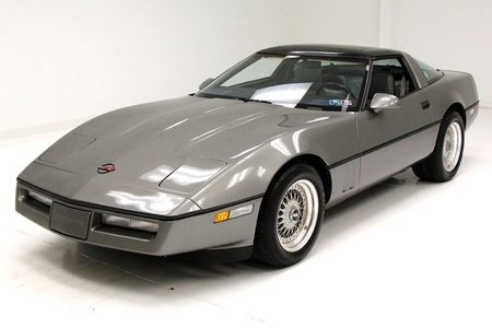 1985 Corvette Coupe Coupe picture #1
