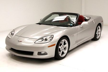 2006 Corvette Convertible Convertible picture #1