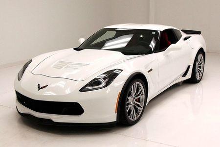 2016 Corvette Z06 Coupe Z06 Coupe picture #1
