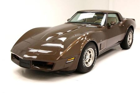 1980 Corvette Coupe Coupe picture #1