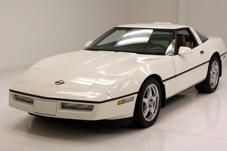 1986 Corvette Coupe Coupe picture #1