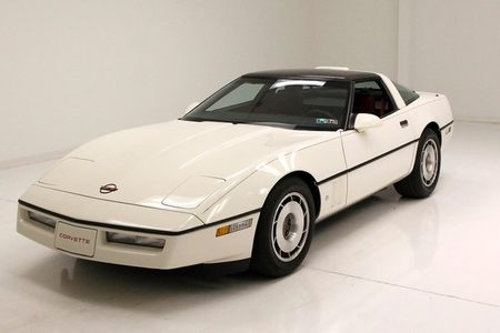 1987 Corvette Coupe Coupe picture #1