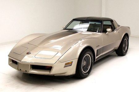 1982 Corvette Collectors Edition Collectors Edition picture #1