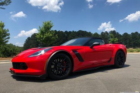 2016 Corvette picture #1