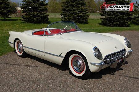 1954 Corvette Convertible picture #1