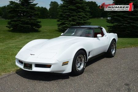 1981 Corvette Coupe picture #1