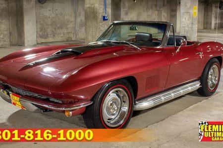 1967 Corvette 427/435HP Stingray 427/435HP Stingray picture #1