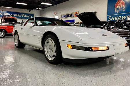 1992 Corvette picture #1