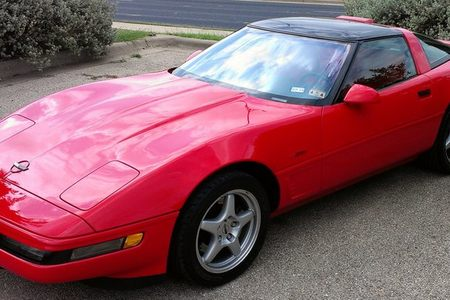 1995 Corvette ZR1 picture #1