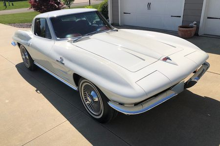 1964 Corvette picture #1
