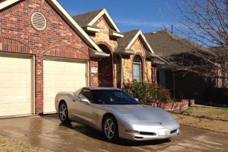 2002 Corvette Coupe picture #1