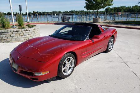 1999 C5 Corvette picture #1