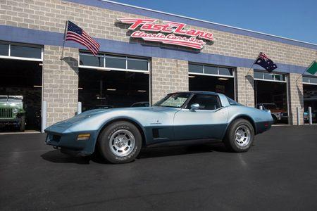 1982 Corvette picture #1