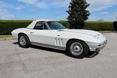 1965 Corvette Stingray picture #1