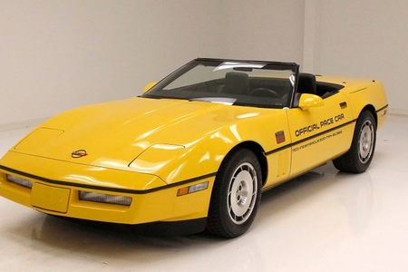 1986 Corvette Indy Pace Car Indy Pace Car picture #1