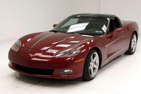 2006 Corvette Coupe Coupe picture #1
