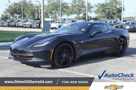 2014 Corvette Stingray picture #1