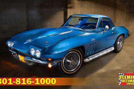 1966 Corvette 427 Coupe 427 Coupe picture #1