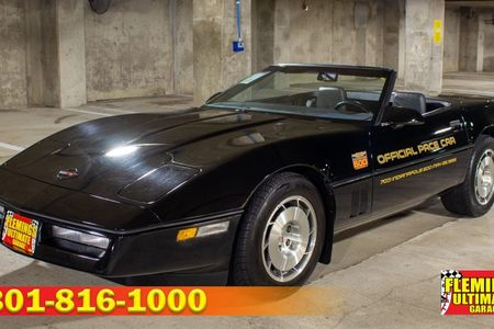 1986 Corvette Pace Car Pace Car picture #1