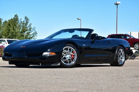 2002 Corvette Supercharged Convertible Supercharged Convertible picture #1