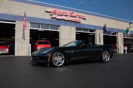 2014 Corvette picture #1