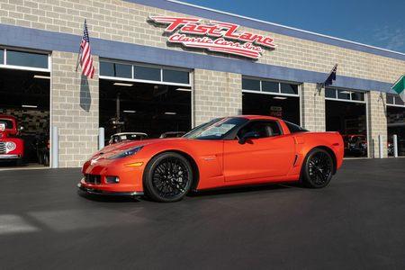 2011 Corvette Z06 Carbon picture #1