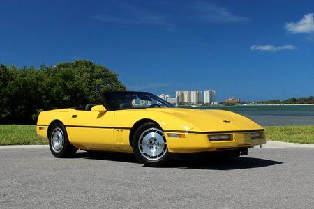1986 Corvette picture #1