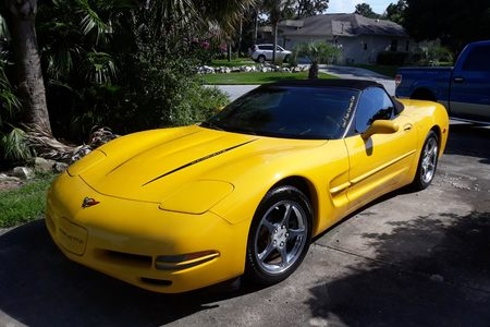 2001 Convertible picture #1