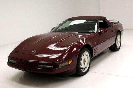 1993 Corvette Convertible Convertible picture #1