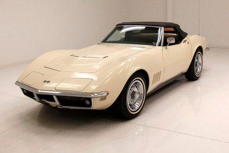 1968 Corvette Roadster Roadster picture #1