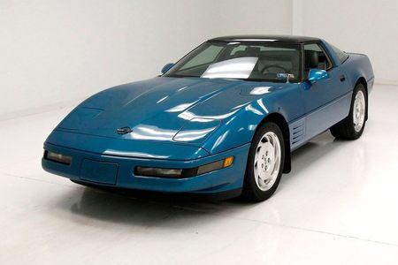 1993 Corvette Coupe Coupe picture #1