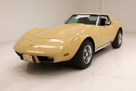1977 Corvette Coupe Coupe picture #1