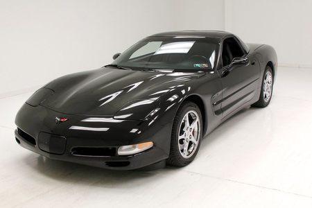 1997 Corvette Coupe Coupe picture #1