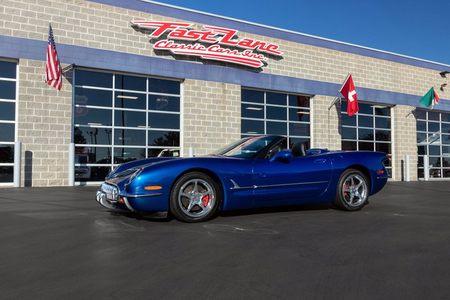 2002 Corvette Commemorative Edition Commemorative Edition picture #1