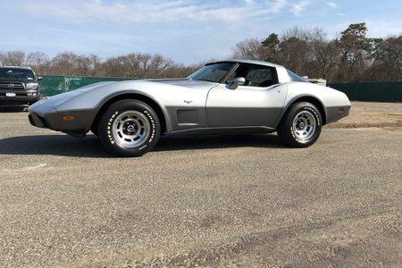 1978 Corvette Silver Anniversary Silver Anniversary picture #1