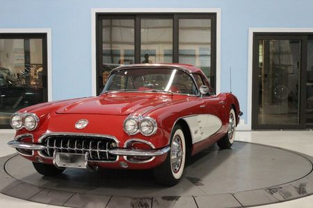 1960 Corvette Fuelie picture #1