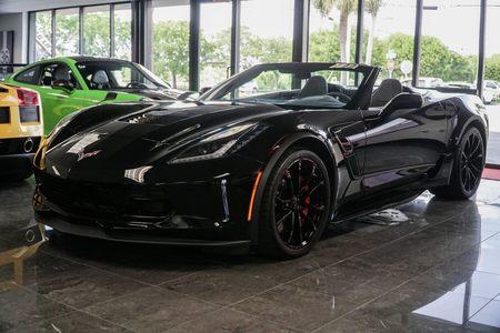 2019 Corvette 2dr Grand Sport Convertible w/1LT 2dr Grand Sport Convertible w/1LT picture #1