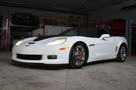 2013 Corvette Grand Sport Callawy Edition! Grand Sport Callawy Edition! picture #1
