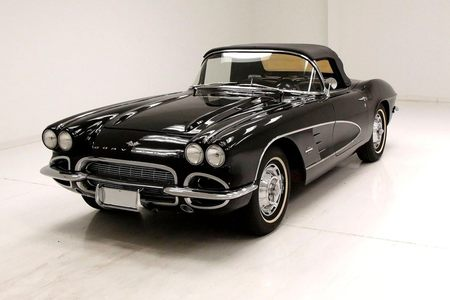 1961 Corvette Roadster Roadster picture #1