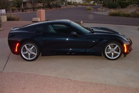 2014 Chevrolet Corvette 2LT 7 Speed Manual picture #1