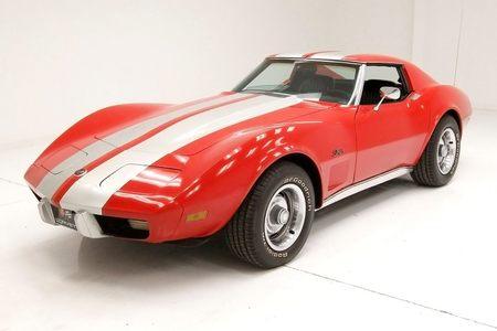 1976 Corvette Coupe Coupe picture #1