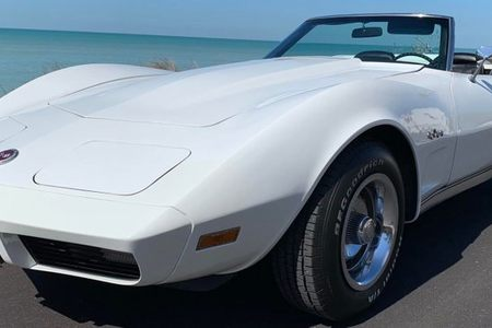 1974 Corvette Stingray picture #1