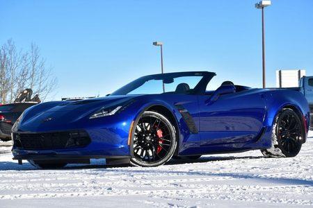 2017 Corvette Z06 w/ 2LZ Convertible! Z06 w/ 2LZ Convertible! picture #1