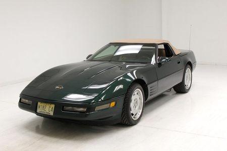 1992 Corvette Convertible picture #1